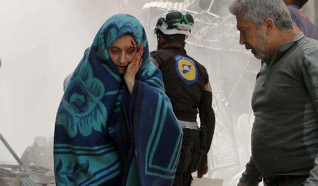 Halep'te bir haftada 89 sivil katledildi
