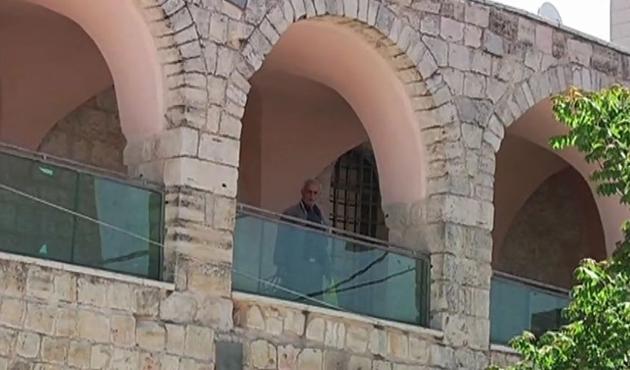 Ramallah'taki eski yapılar restore ediliyor | VİDEO