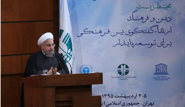 Ruhani: İran olmasaydı IŞİD 2 devlet kurabilecekti