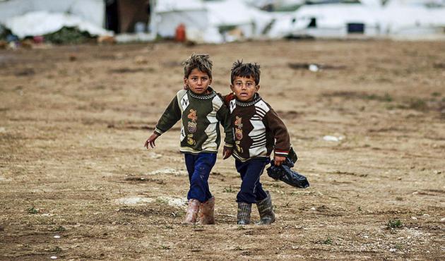 BM açıkladı; Felluce'deki 20 bin çocuk tehlike altında