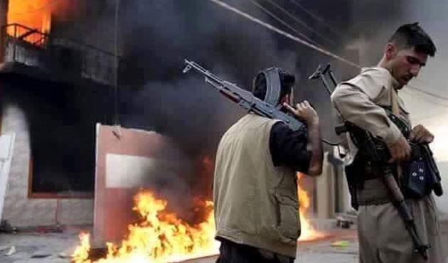 Tuzhurmatu'da ateşkese rağmen çatışmalar sürüyor