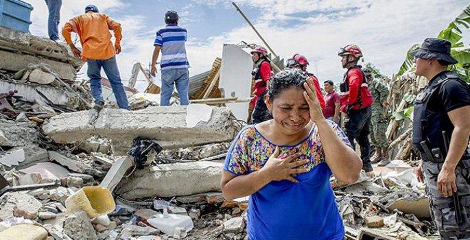 Çin'den Ekvador'a 9 milyon dolarlık yardım