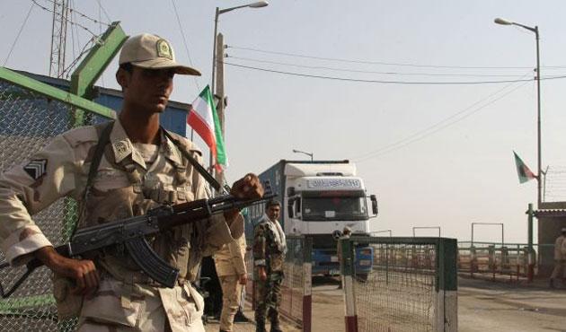 İran'ın Pakistan sınırında kontrol noktasına saldırı