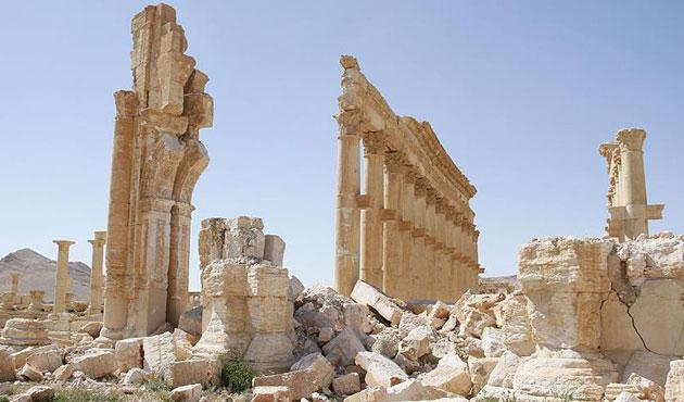 UNESCO'dan Palmira raporu: Hasar büyük