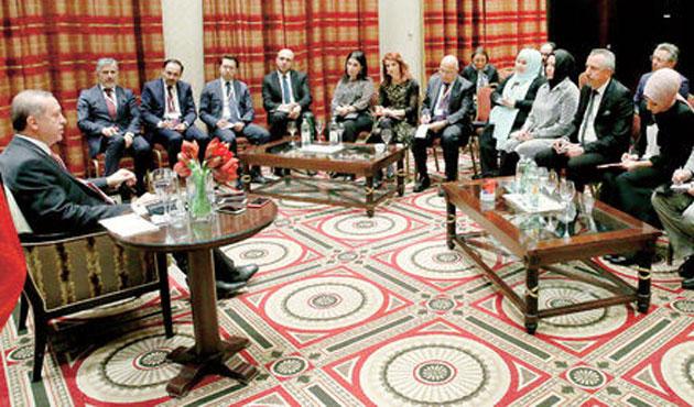 Erdoğan'dan Ergenekon kararı açıklaması