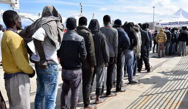 Af Örgütü'nden Libya'ya mülteci eleştirisi