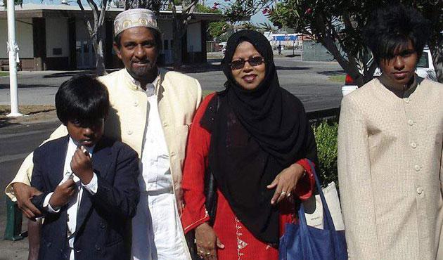 ABD'de Müslüman çift evlerinde öldürüldü