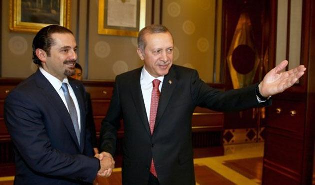 Saad Hariri'den sürpriz Türkiye ziyareti