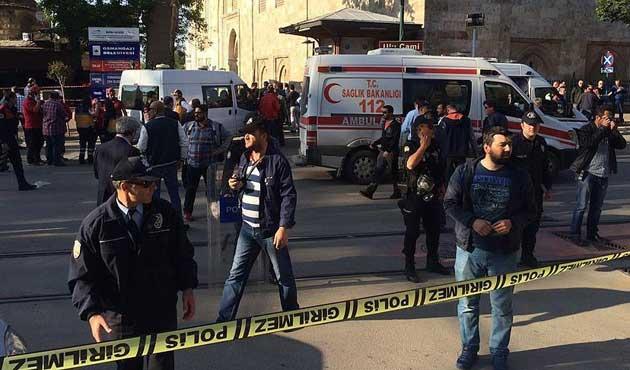 Bursa'daki saldırıya ilişkin 17 kişi adliyede