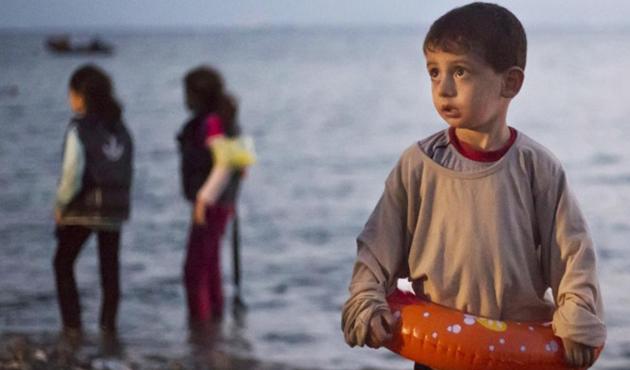 Mülteci çocuklar yüzyılın en büyük trajedisi