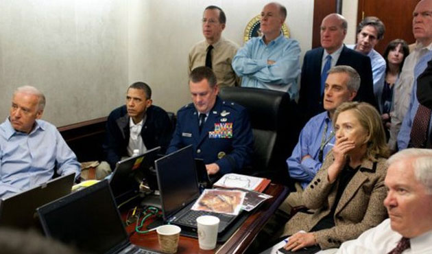 CIA'nın Bin Ladin tweetleri tepki çekti