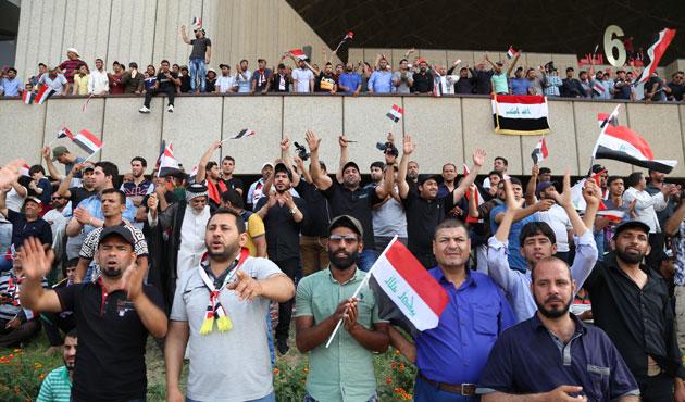 Irak'ta siyasi kriz derinleşiyor
