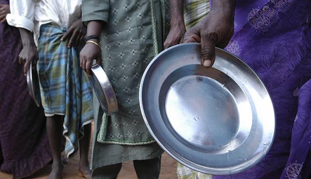 500 milyon insan obez, 800 milyon insan aç