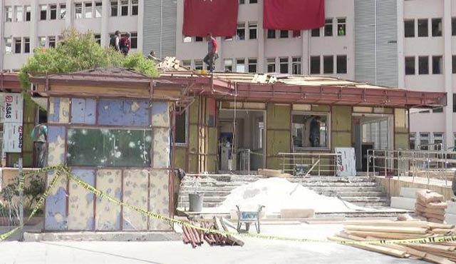 Gaziantep saldırısıyla ilgili 51 kişi adliyede