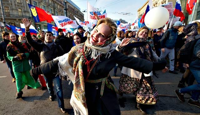 Rusların yüzde 80'i apolitik