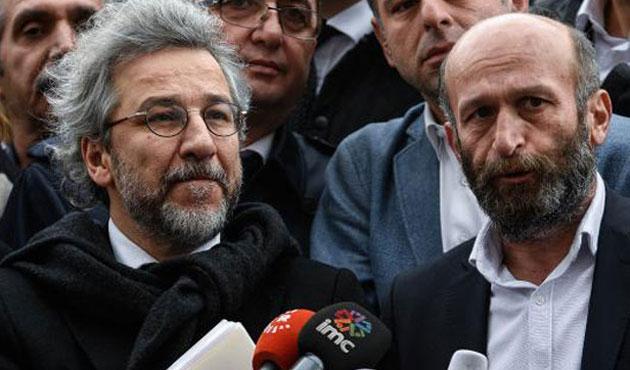 Can Dündar: Savcı casusluk iddiasından vazgeçti