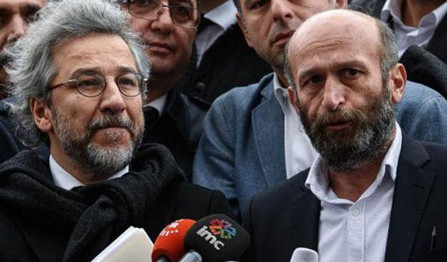 Dündar ve Gül için 10 yıl hapis talebi