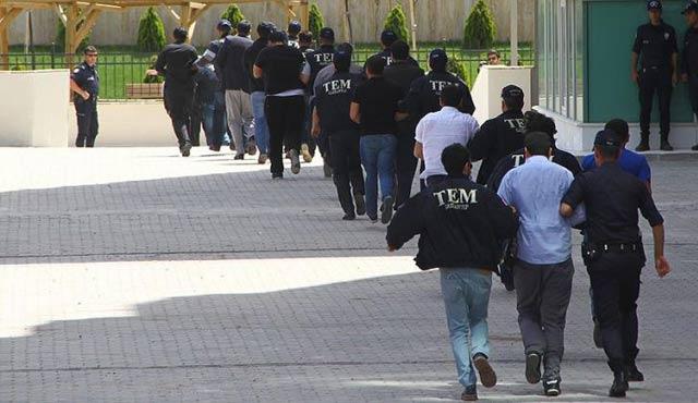 Gaziantep'teki saldırıyla ilgili 32 tutuklama