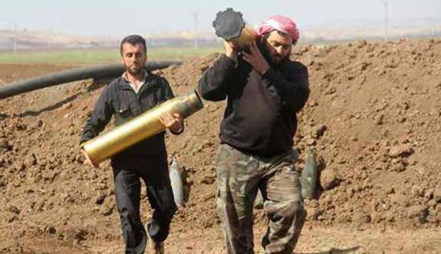 İran askerleri Halep'te pusuya düşürüldü