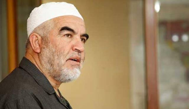 Raid Salah'tan cezaevi öncesi veda
