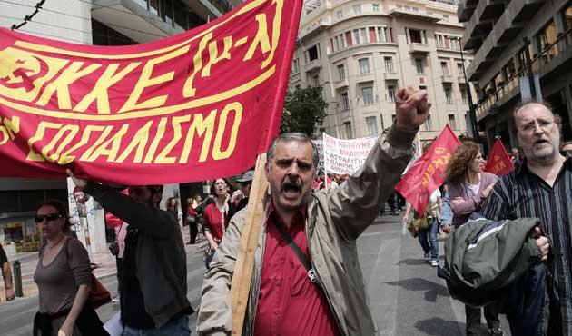 Yunanistan 38 aydır deflasyonda