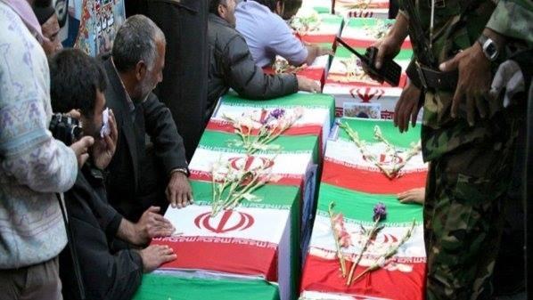 Son 4 yılda bin 200 İran askeri Suriye'de öldü