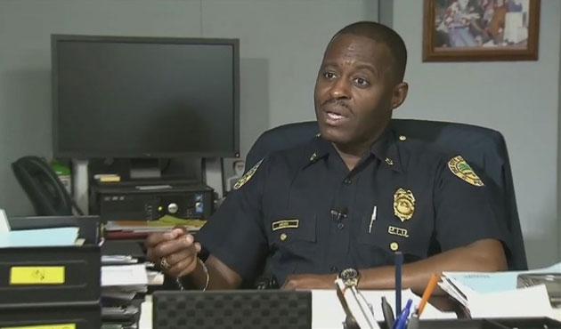 Ferguson'a siyahi polis şefi atandı