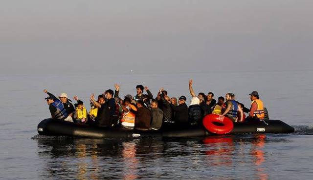 Mültecileri Ege Adaları'na hapsetme planı