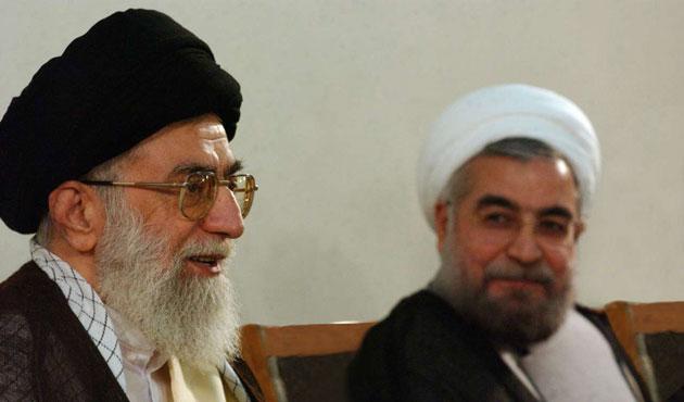 Ruhani'ye 'Hamaney'le zıtlaşma' uyarısı