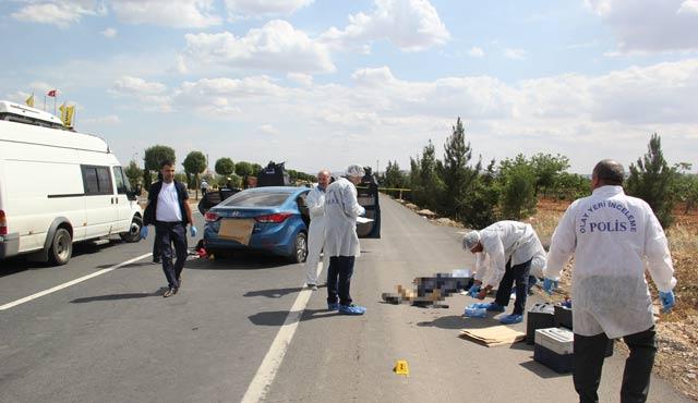 Şanlıurfa merkezde PKK ile çatışma