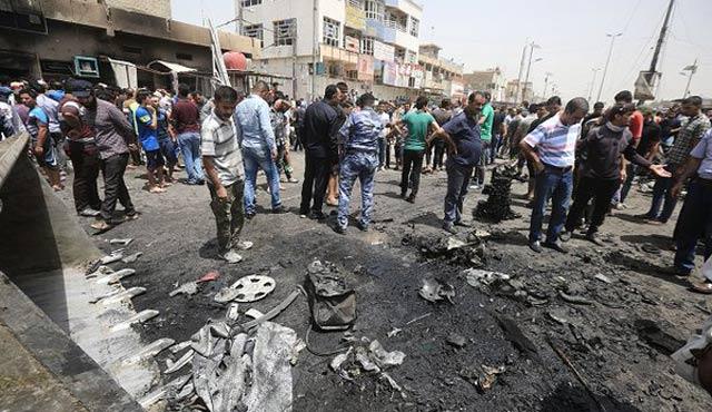 Bağdat'ta iki patlama daha: 19 ölü