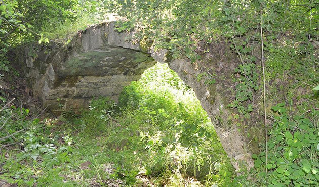 Bursa'da 2 bin yıllık köprü bulundu