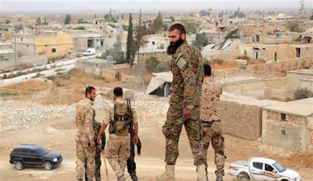 Suriye'de İran destekli Şii milis sayısı 18 bine ulaştı