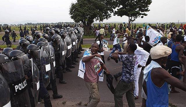 Fransa'dan D.Kongo seçimlerine teklif