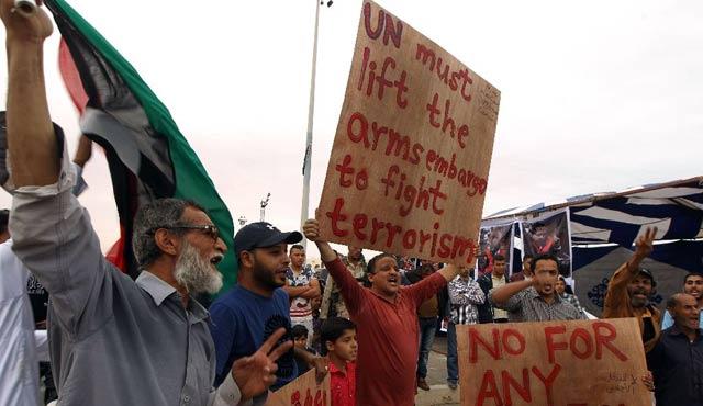 Viyana'da 'Libya' toplantısı
