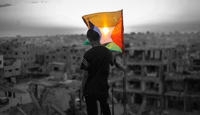Fransa'nın barış girişimine Filistinlilerden destek yok