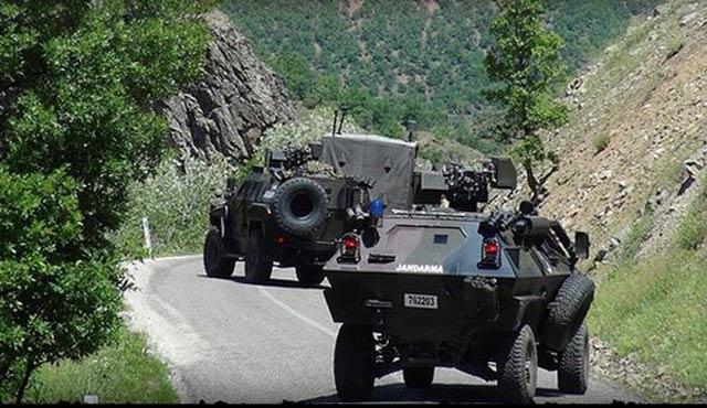Tunceli'de 20 bölge 'geçici askeri güvenlik bölgesi' ilan edildi
