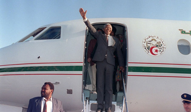 Mandela'yı CIA ele vermiş