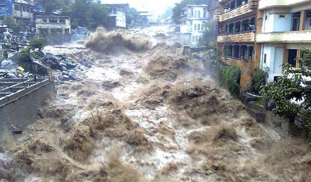 1 milyardan fazla kişi sel felaketiyle karşı karşıya kalabilir