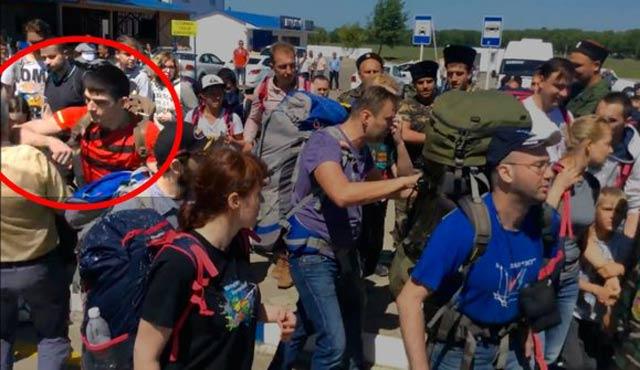 Muhalif Rus lidere saldırı