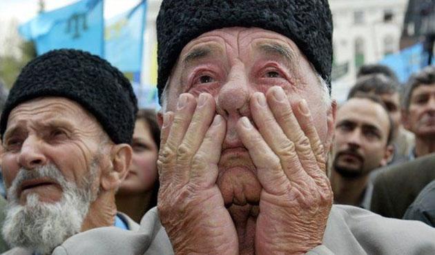 Tatar sürgününün 72. yılında da Kırım işgal altında