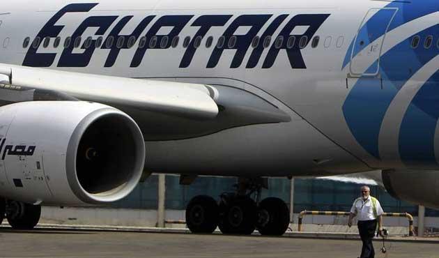 Mısır uçağının kara kutusu bulundu