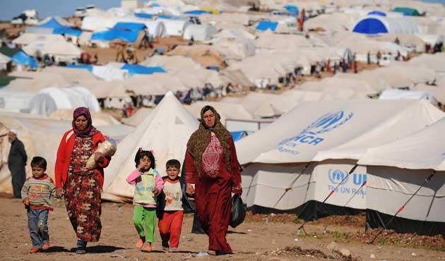 Esad'dan 34 yardım konvoyundan 14'üne izin