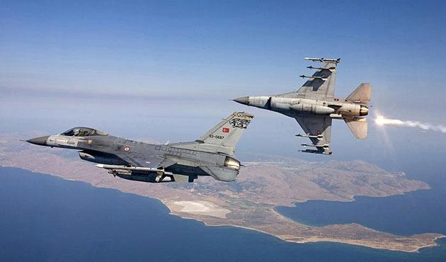 TSK'dan Kandil'e yeni hava saldırısı