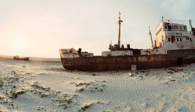Kırgızistan Aral Denizi Kurtarma Fonu'ndan çıkıyor