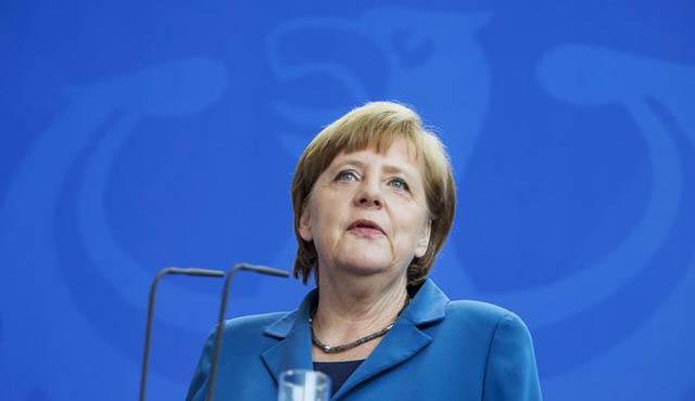 Merkel, AB ekonomisinden endişeli
