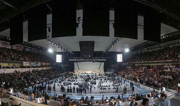 AK Parti kongresi başladı