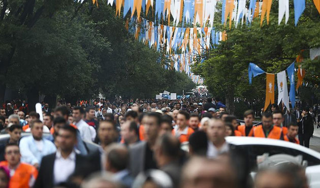 AK Parti MKYK adayları   LİSTE