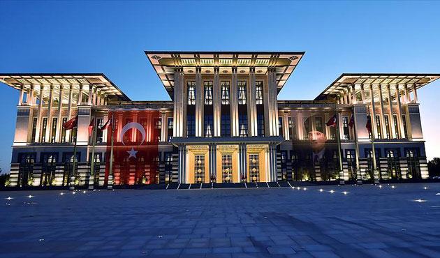 Yeni kabinenin ilk toplantısı Erdoğan başkanlığında