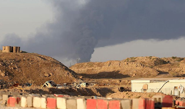 Irak Ordusu Felluce'de ilerliyor